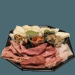 Italiensk tallerken - pr. person
